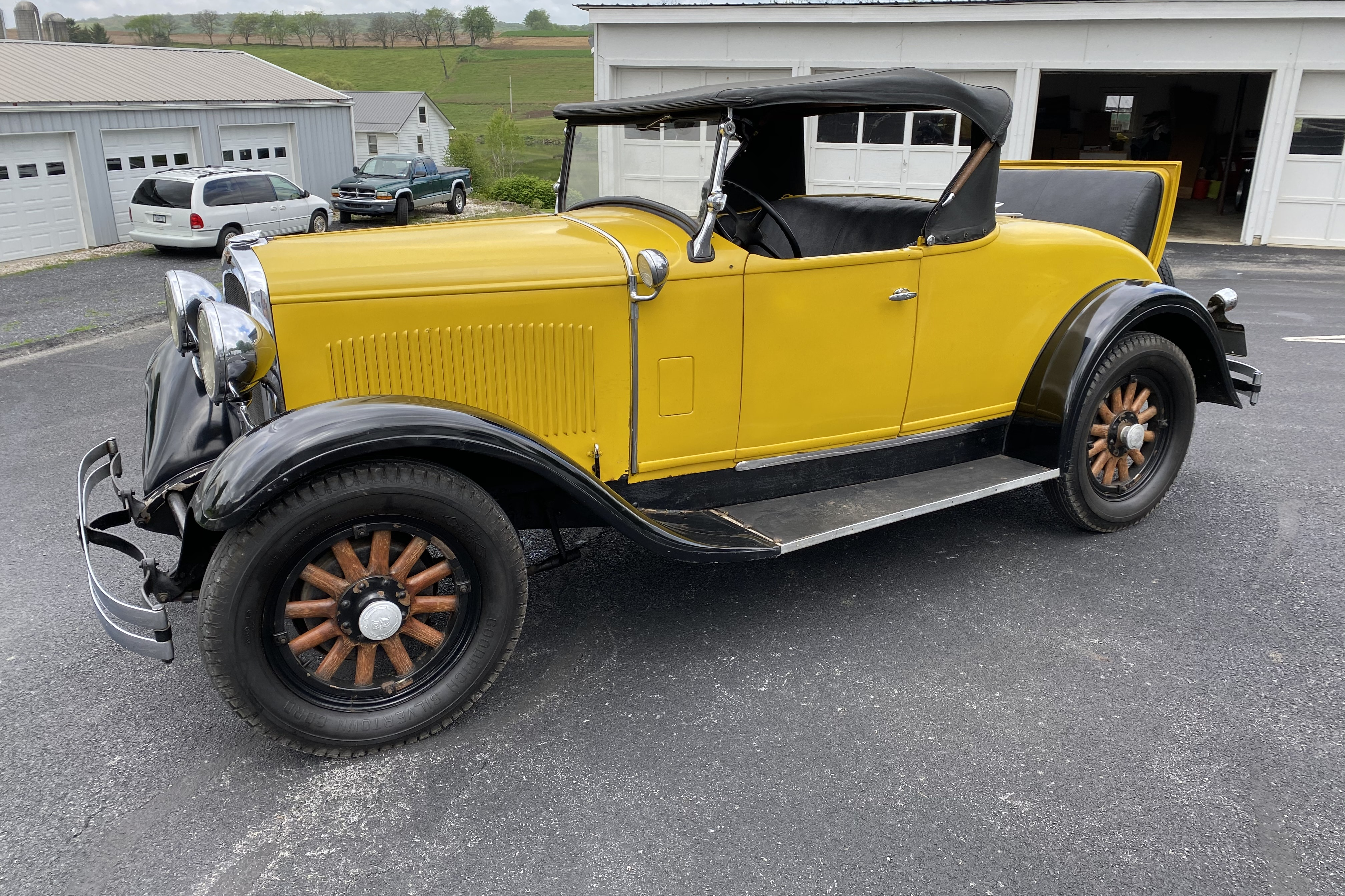 1929 Dodge Series DA