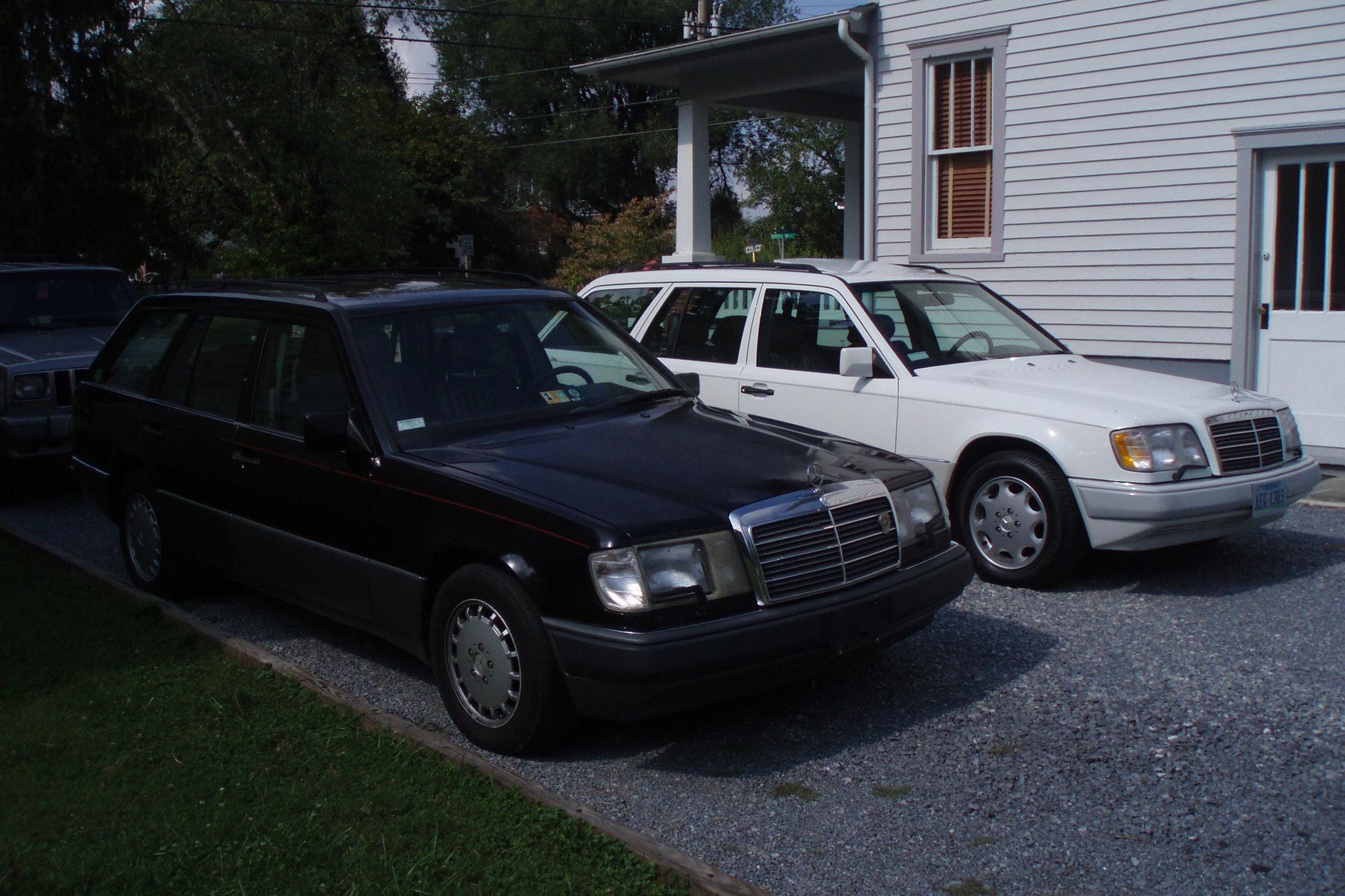 1992 Mercedes-Benz 300 TE wagon