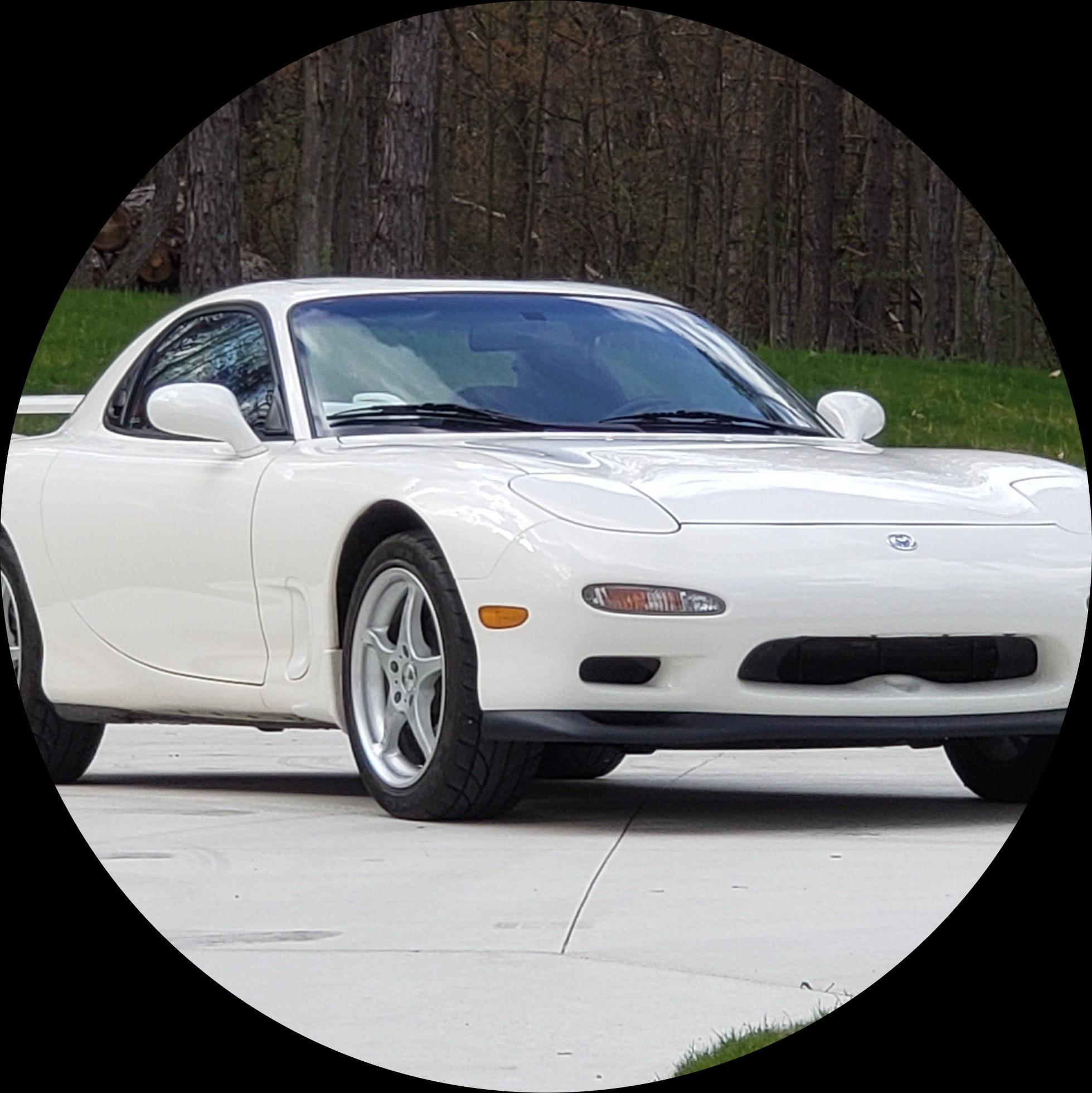 Owner of 1994 Mazda RX-7