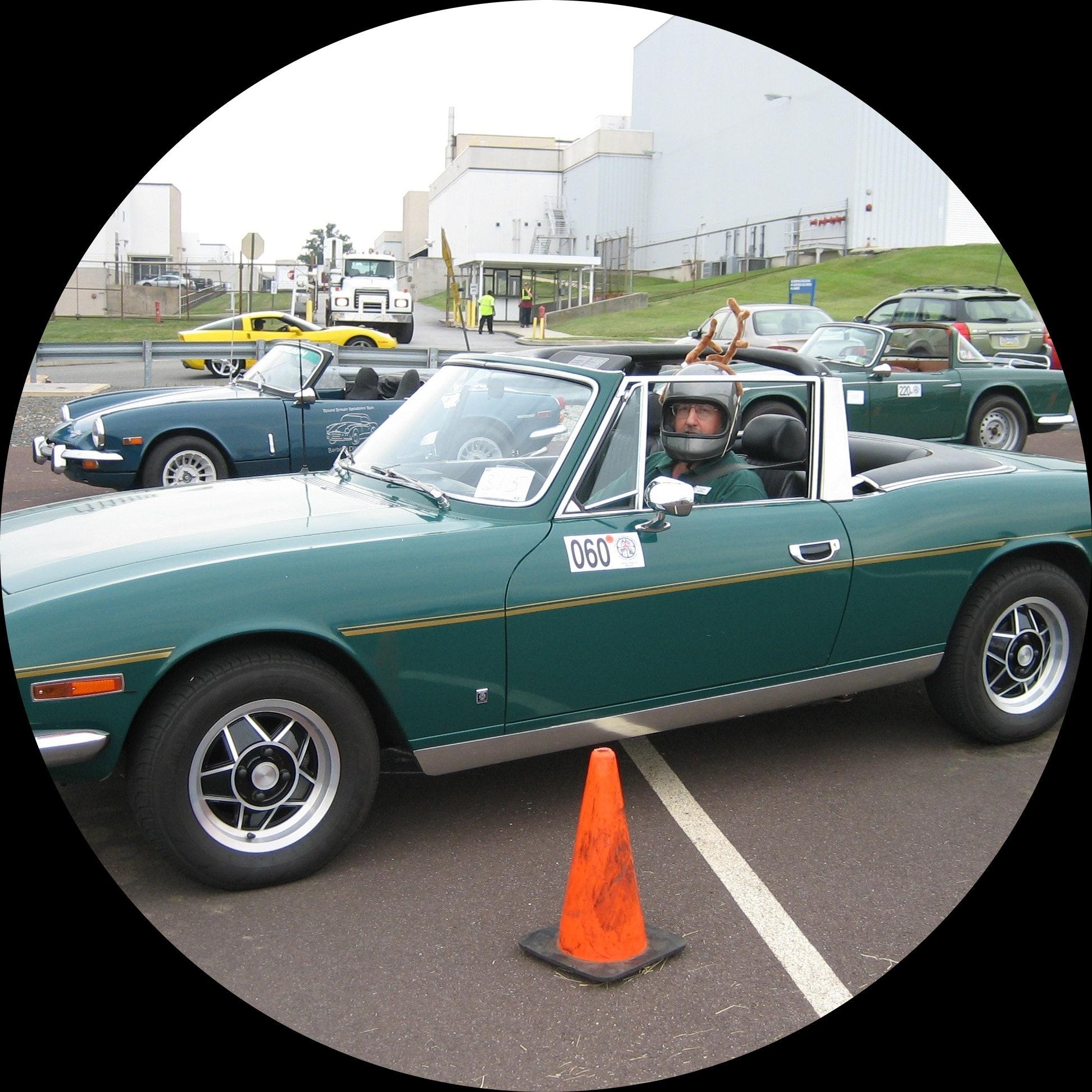 Owner of 1968 Triumph TR250