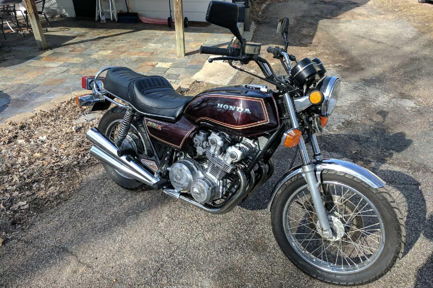 1981 Honda CB750K