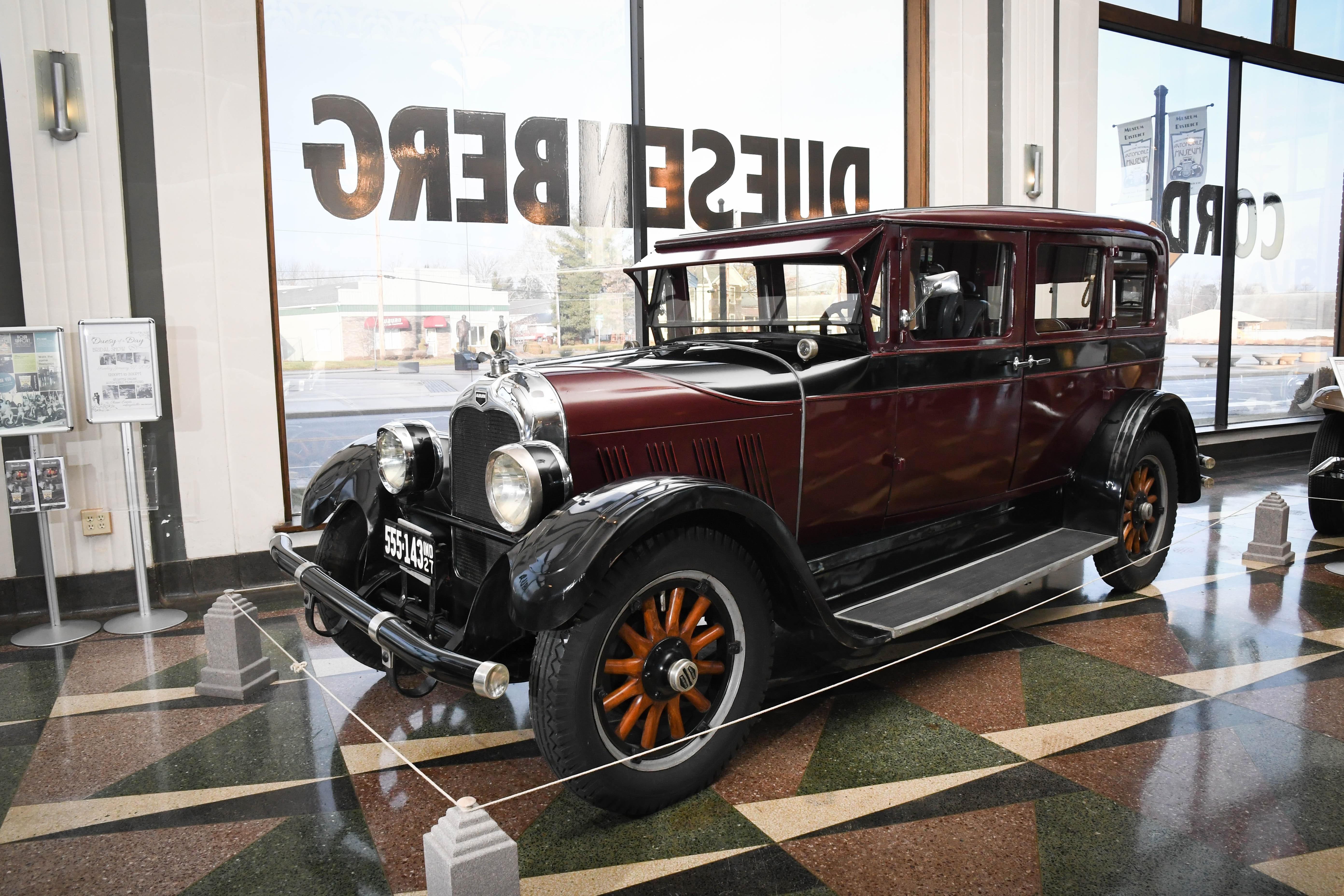 1927 Auburn 6-66A