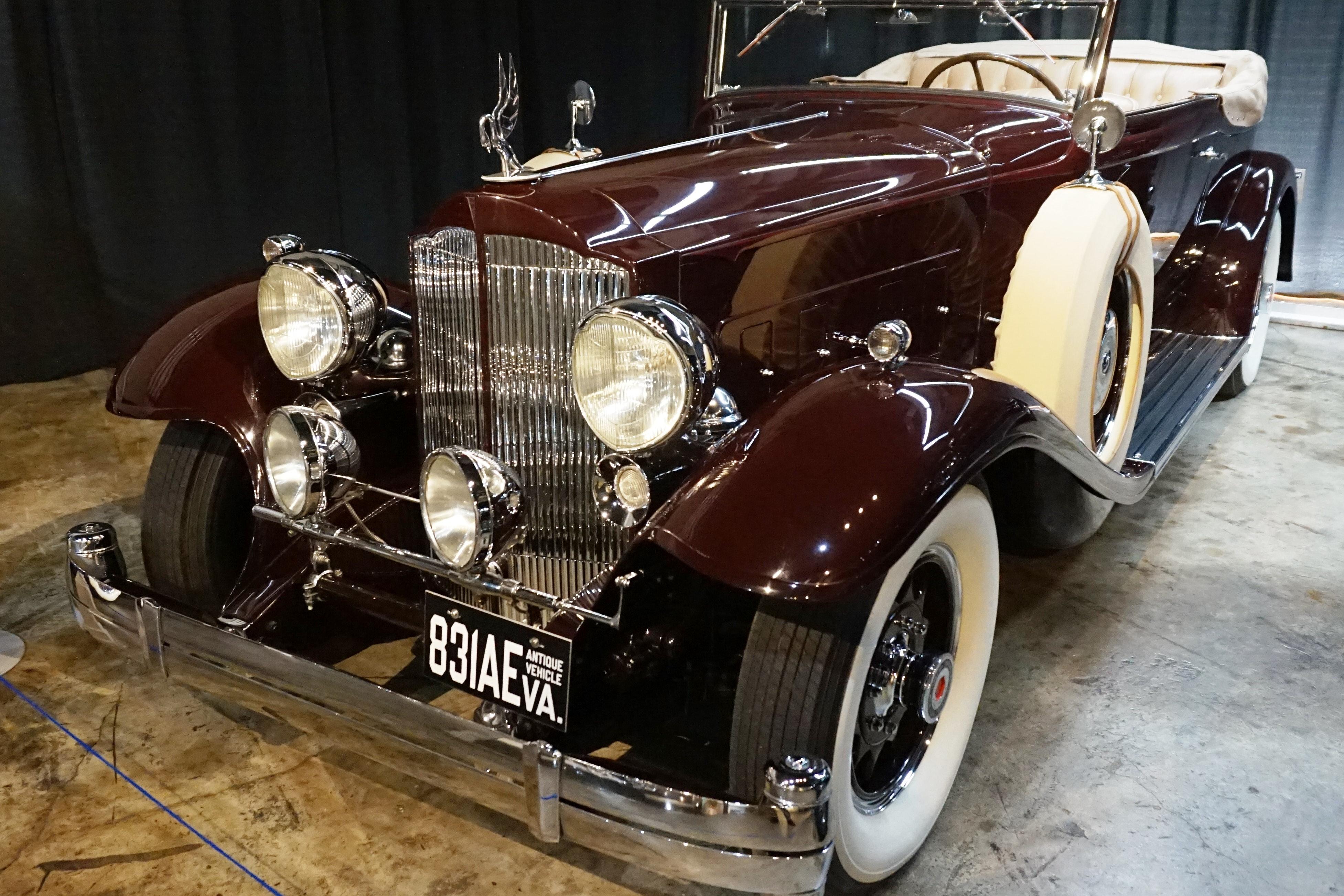 1932 Packard 905
