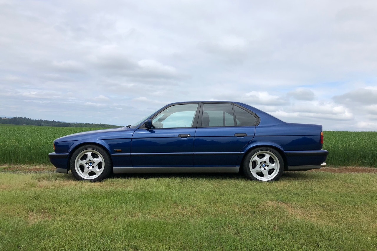 1993 BMW M5 Euro 3.8