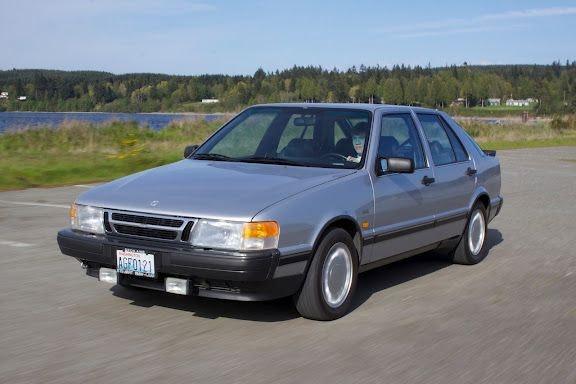 1986 Saab 9000 Turbo