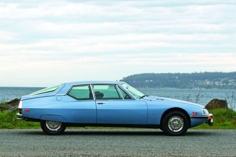 1972 Citroën Sm (system Maserati)