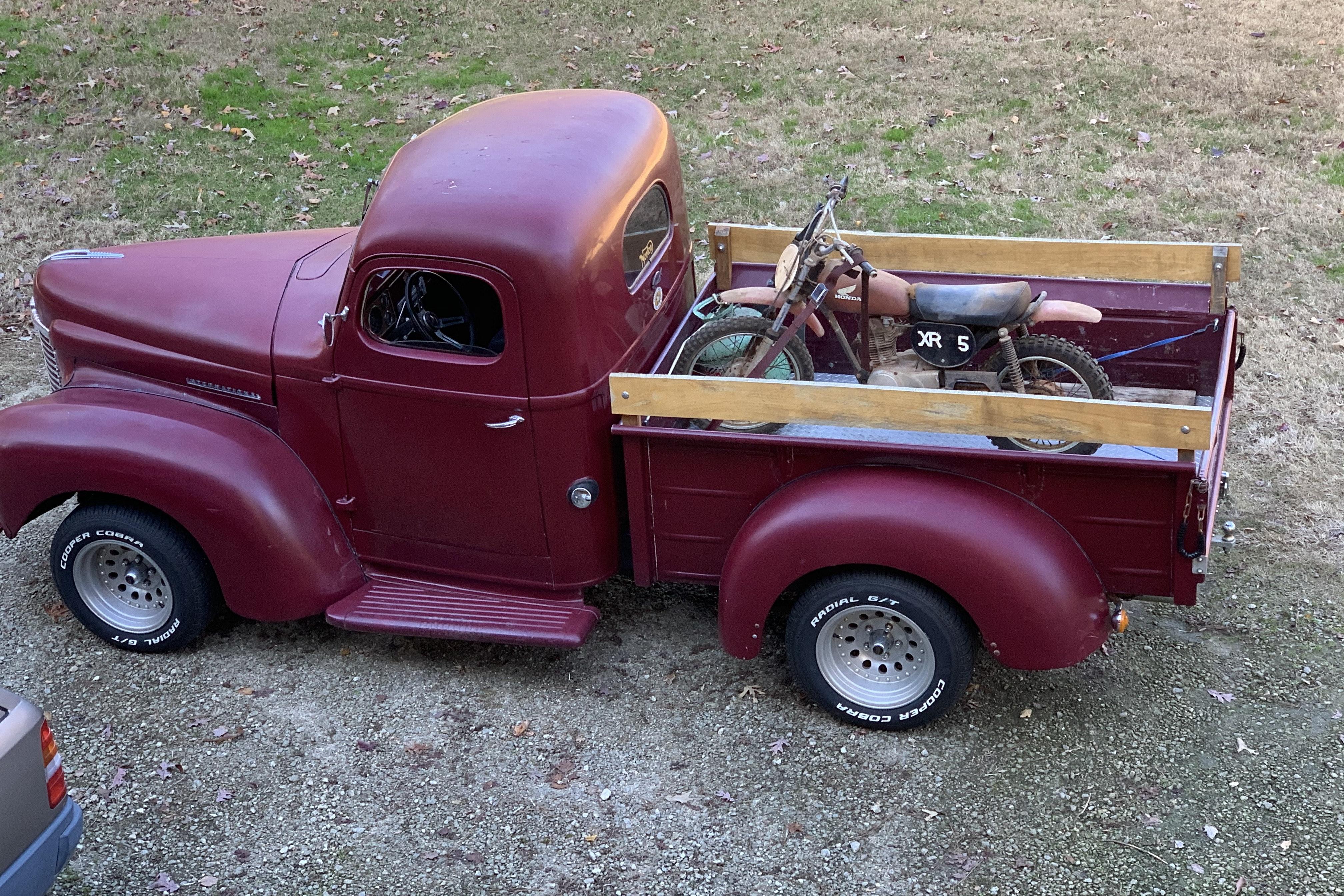 1947 International (IHC) KB-1