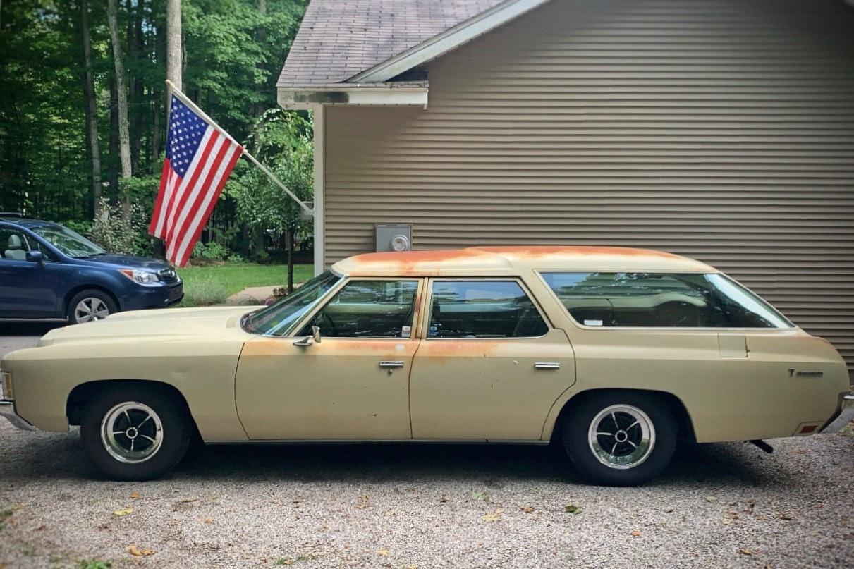 1971 Chevrolet Bel Air
