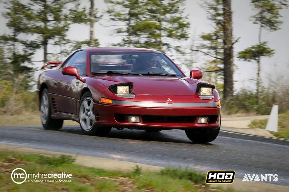 1993 Mitsubishi 3000 GT VR4