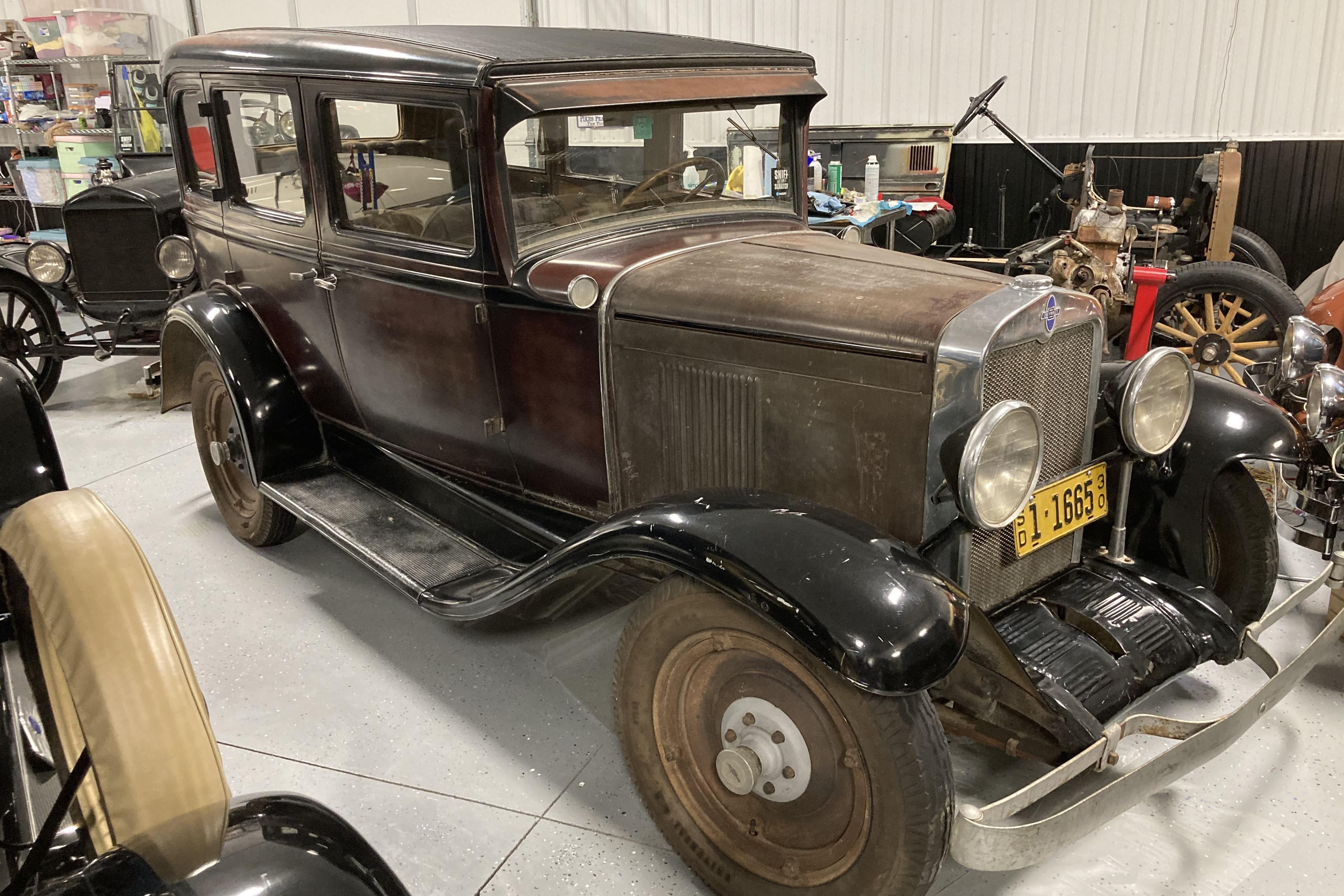 1930 Chevrolet Universal Sedan
