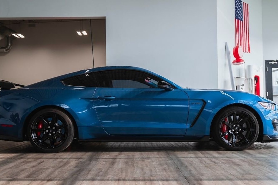 2019 Ford Mustang GT350R