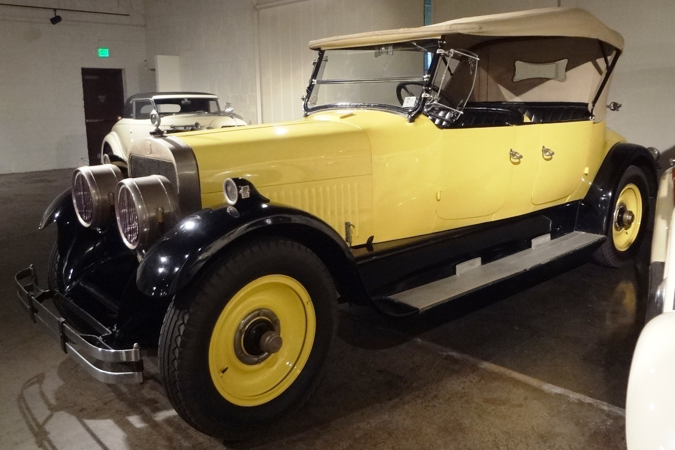 1926 Cunningham Sports Touring