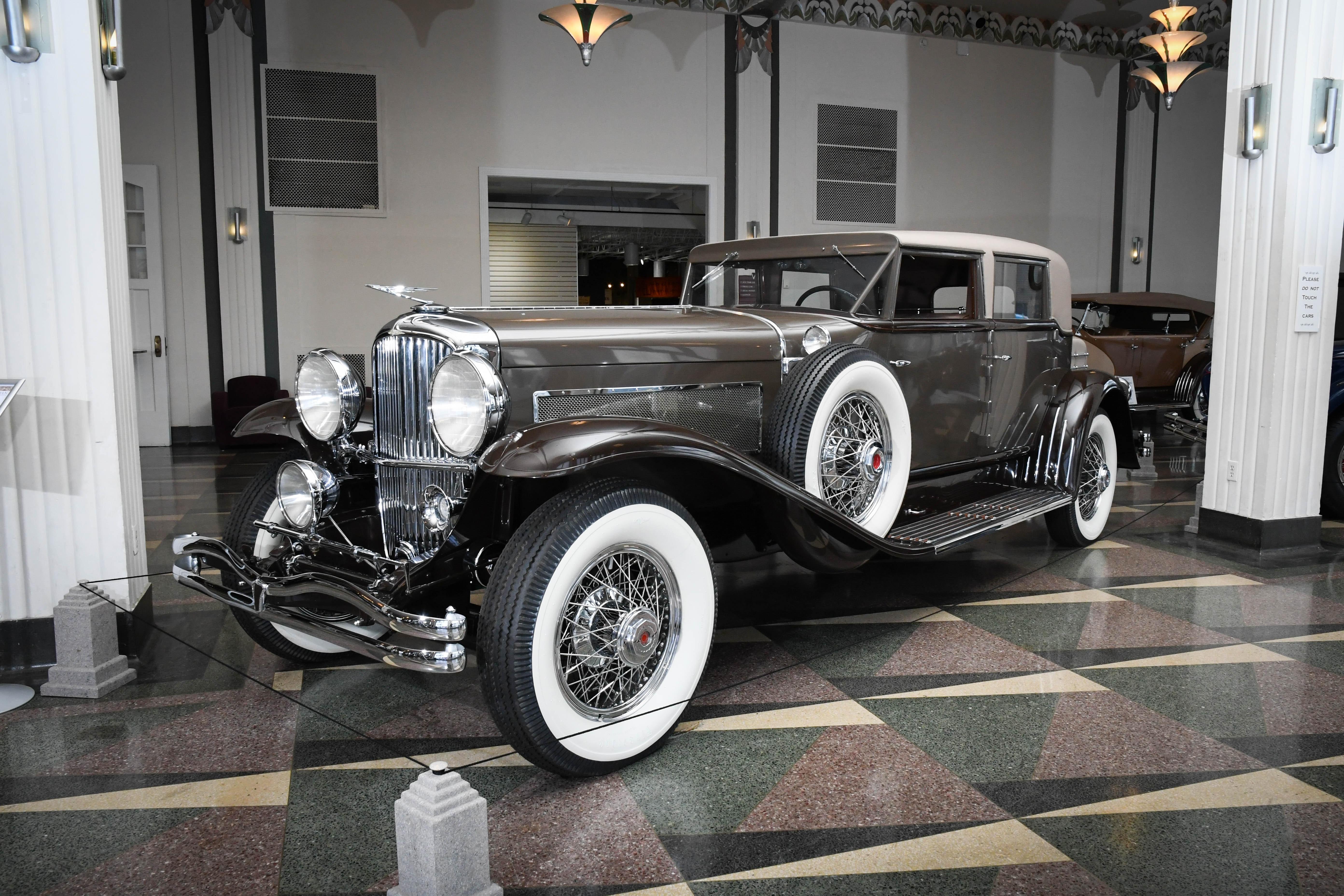 1931 Duesenberg J