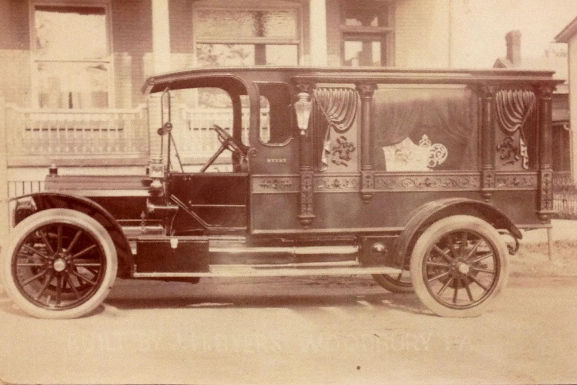 1925 Ford Model T (Truck)
