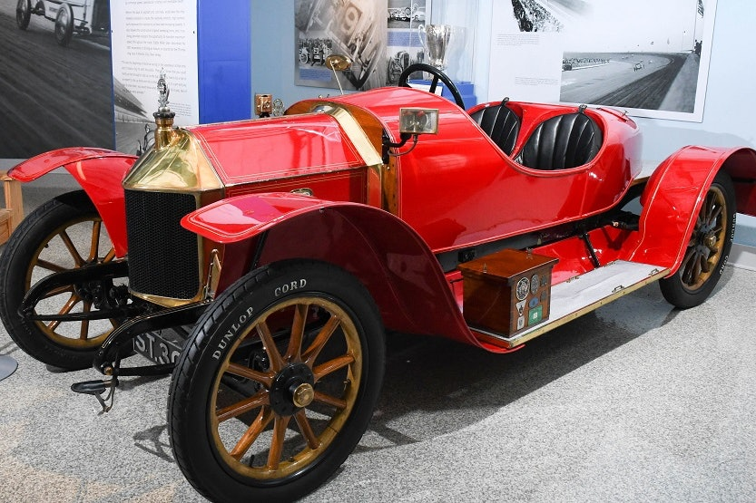 1911 Metallurgique Speedster