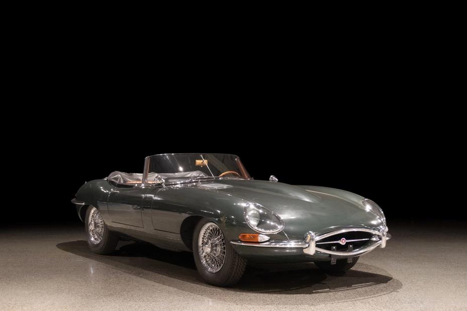 1965 Jaguar E-Type SI 4.2