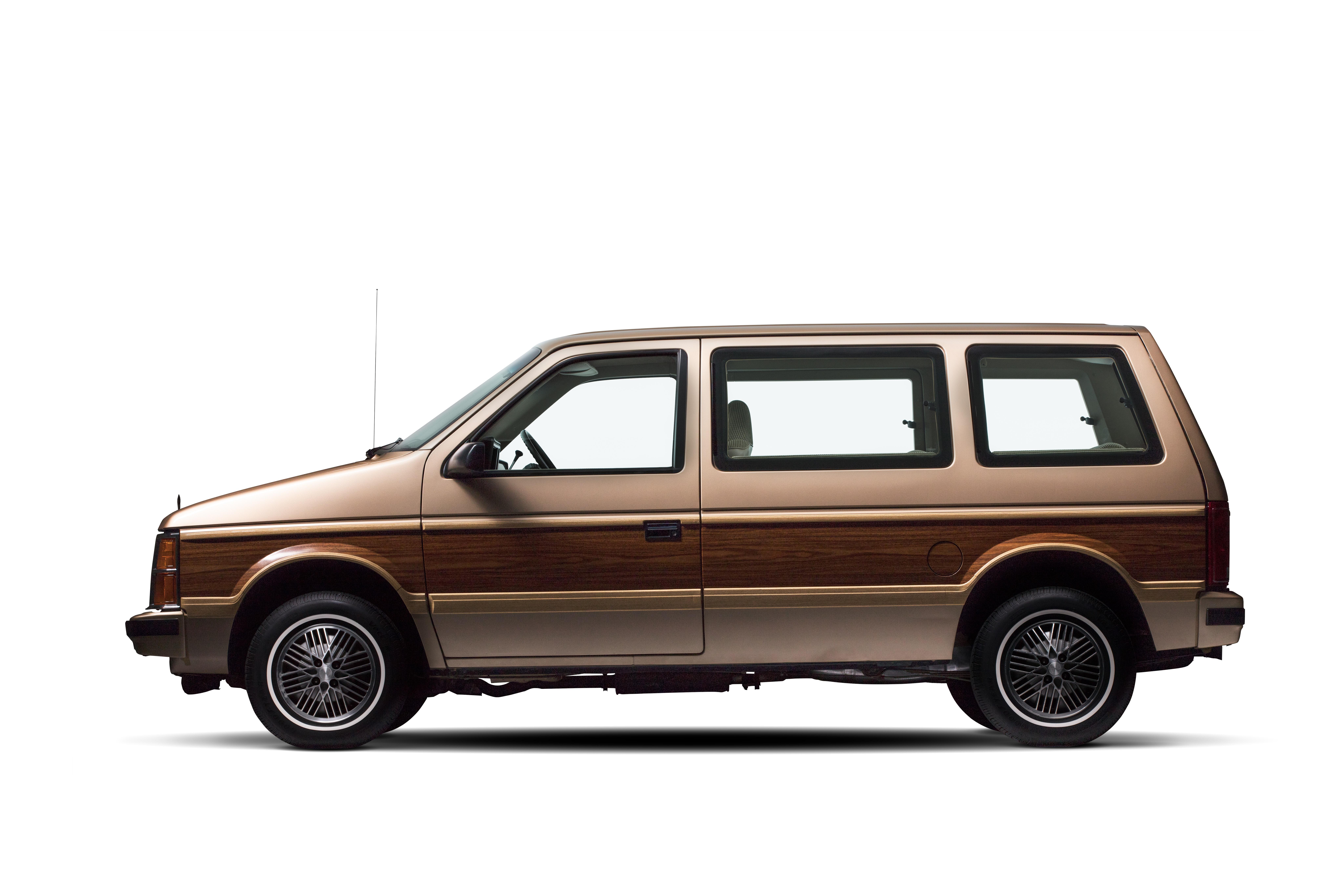 1984 Plymouth Voyager (Van)
