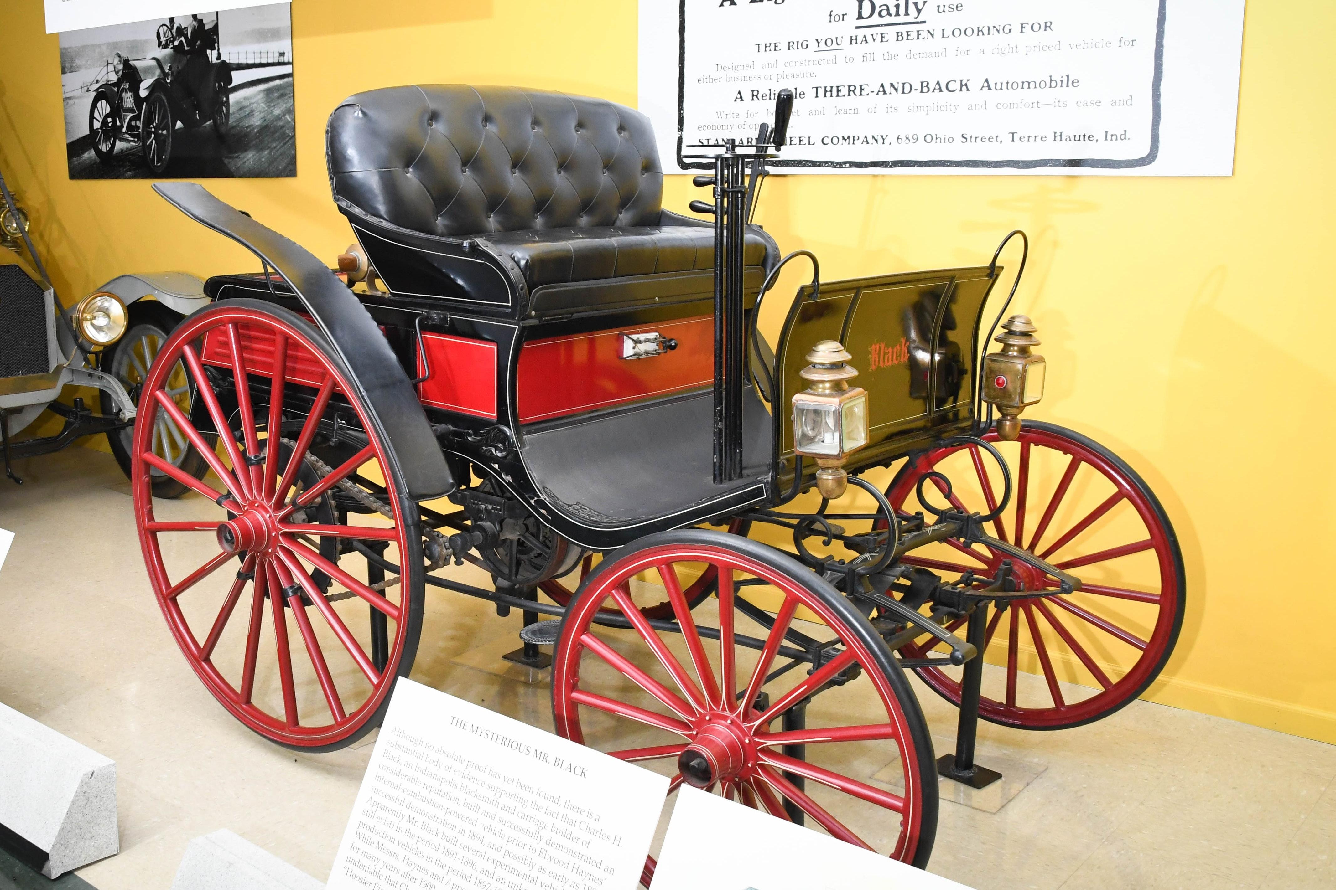 1894 Black Prototype