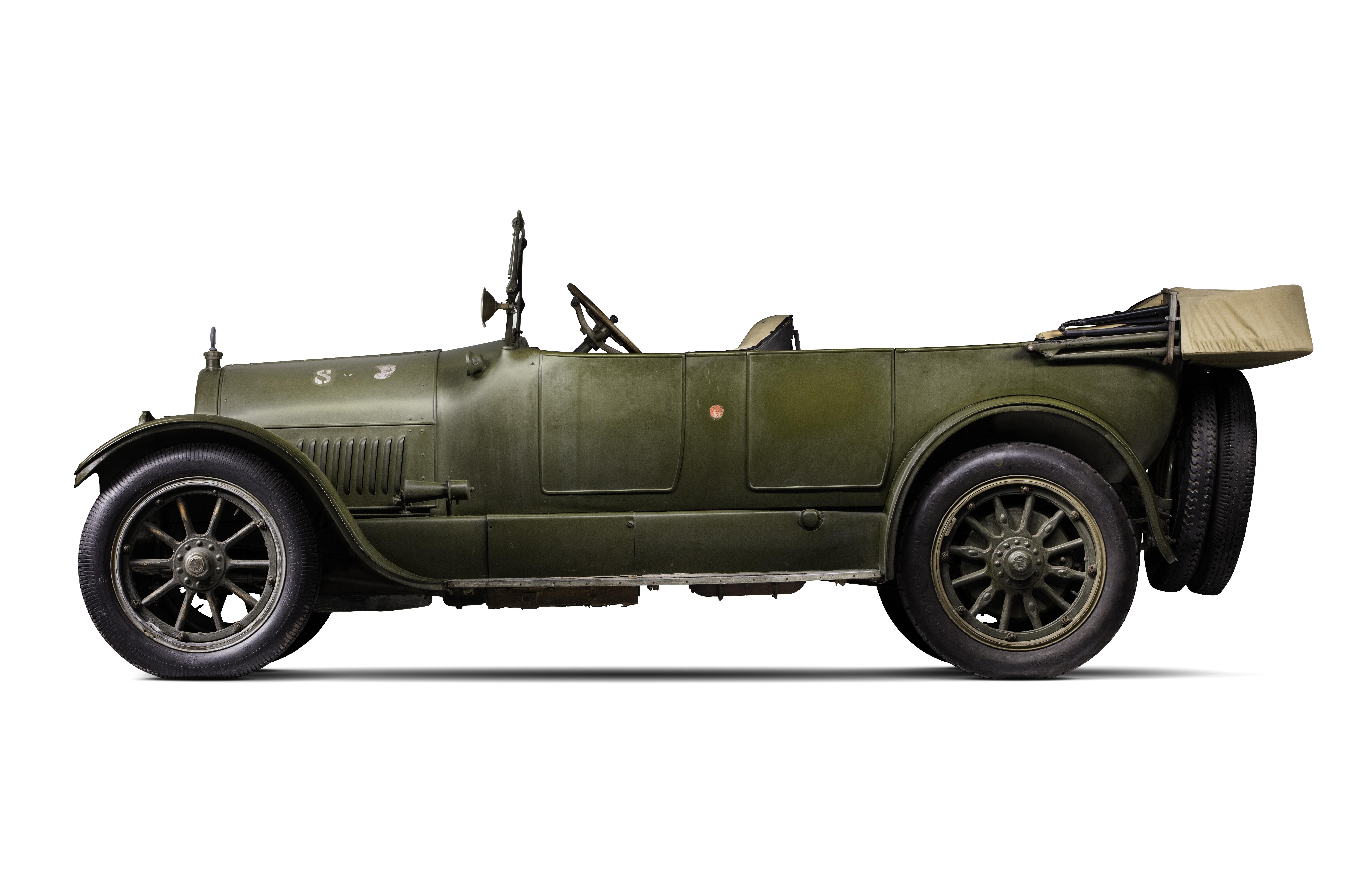 1918 Cadillac U.S 1257X